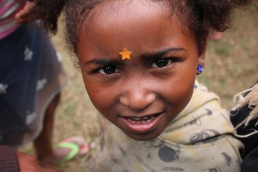 This gorgeous little girl was by my side throughout my three weeks in Madagascar.